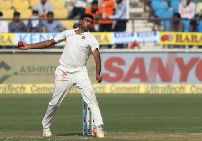 Ashwin and Sharma put India in control against Sri Lanka