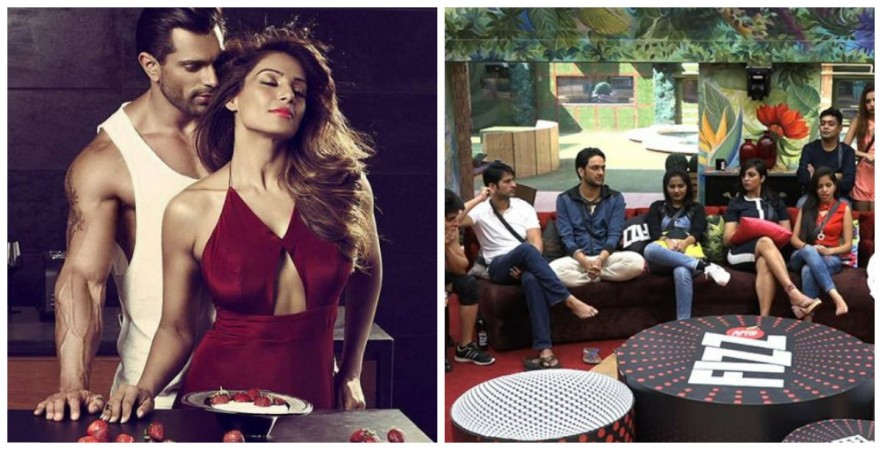 Salman removes Karan-Bipasha's ad from 'Bigg Boss 11' house?