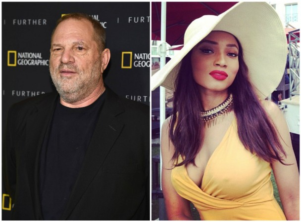 Oh god, the Harvey Weinstein case now involves sex trafficking