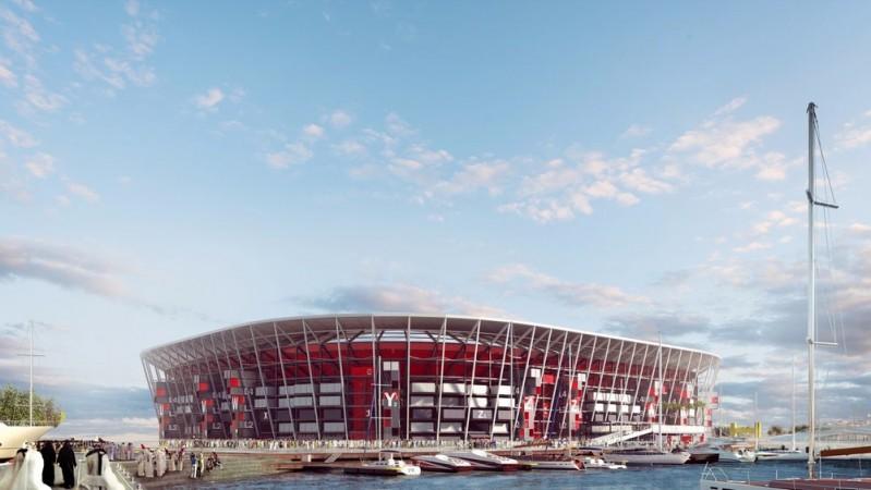 Qatar unveils seventh World Cup stadium design