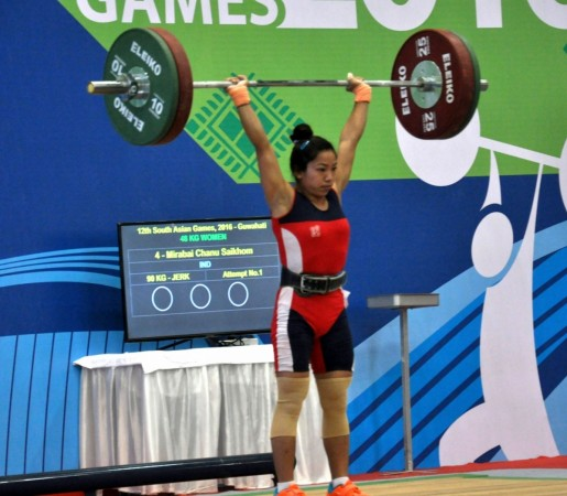 India's Mirabai wins two golds in women's weightlifting worlds