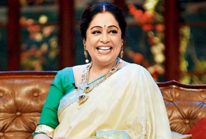 Congress calls out Kirron Kher for 'making light of serious matter'
