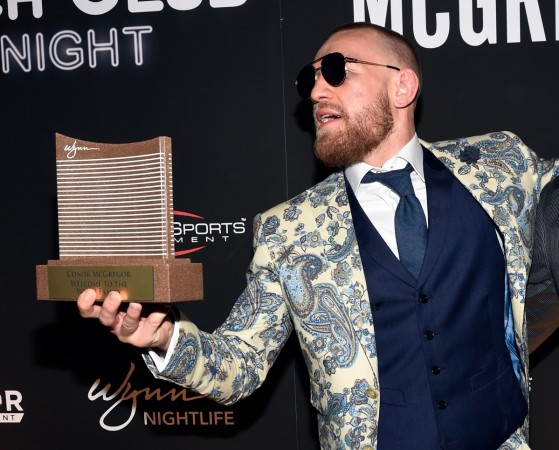 Conor McGregor's Dad Responds to Rumors UFC Champ's in Danger