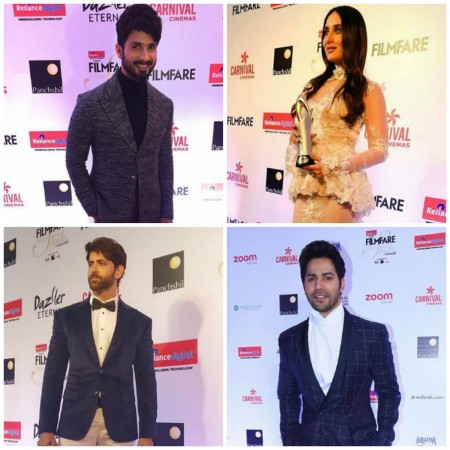 Check Out The Complete Winners List Of Filmfare Glamour & Style Awards 2017