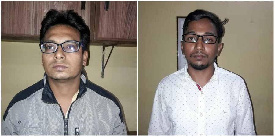 GD Birla school accused
