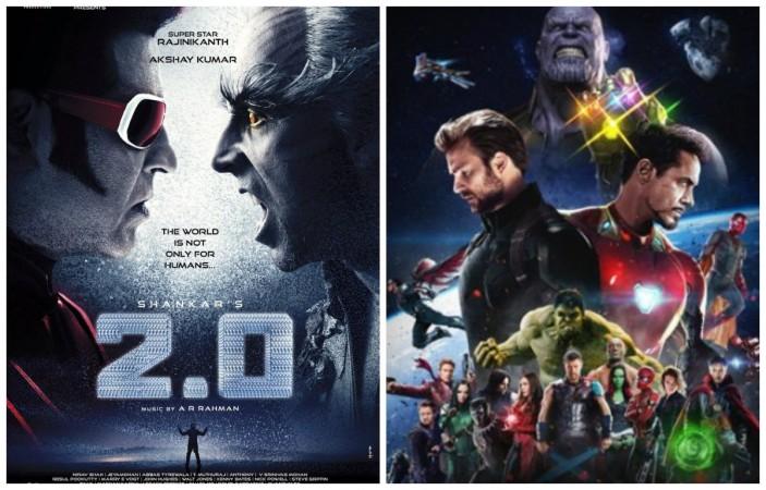 Rajinikanth's 2.0 to clash with Avengers Infinity War ...