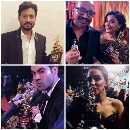 Star Screen Awards: Irrfan Khan wins Best Actor for 'Hindi Medium'