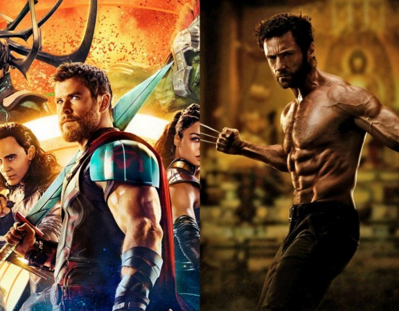 Wolverine Thor Ragnarok