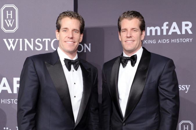 The first billionaires of Bitcoin are twins!