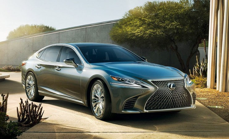 Lexus LS Launches In The US Priced Cheaper Than Old Model