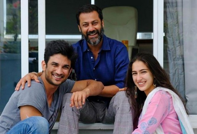 Sushant, Sara-starrer 'Kedarnath' set in Mumbai worth Rs 7 crore