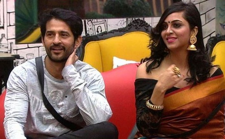 Shilpa and Akash get nominated