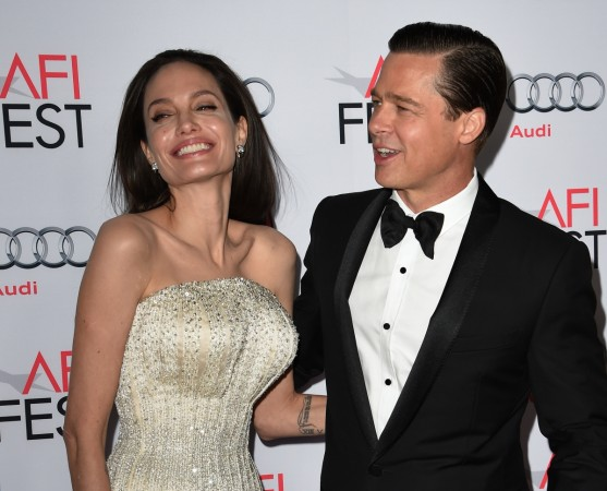 Angelina thought working with Brad would help them to communicate
