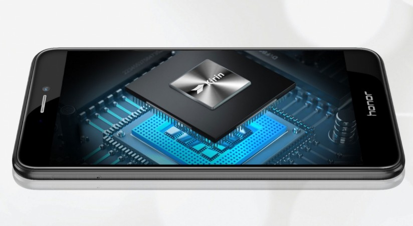 Huawei Honor 8 Lite as seen on official site