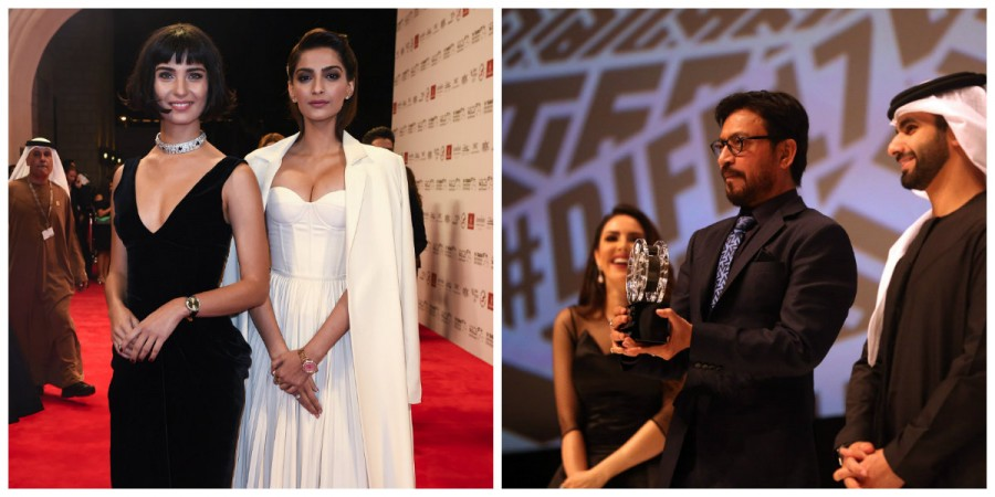Sonam Kapoor's bustier gown is what dreams are made of