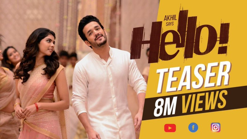 Akhil Akkineni's Hello