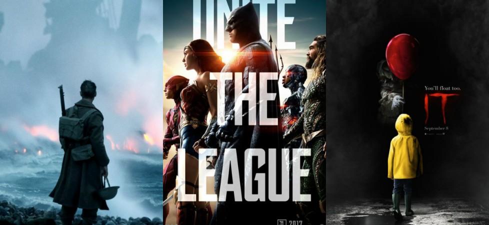 Justice League, Dunkirk, It