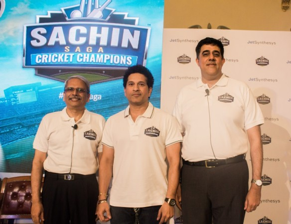 Sachin Tendulkar mobile game