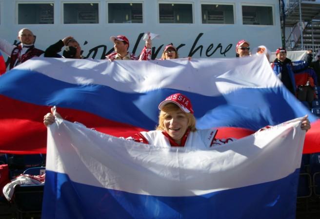 Russia Winter Olympics