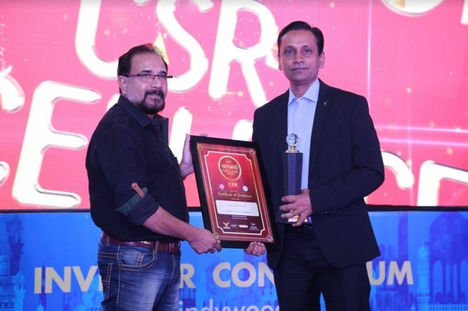 Sabu Cyril distributes Indywood CSR Excellence Awards 2017