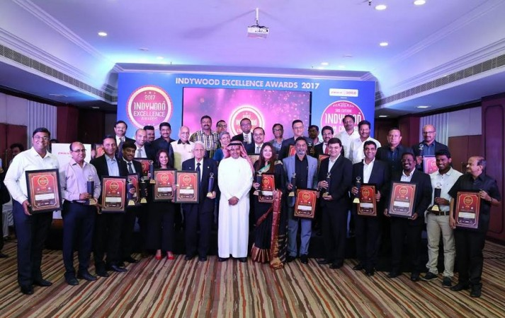 Indywood CSR Excellence Awards 2017 winners