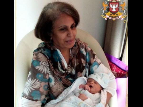 Mysuru Prince Yaduveer Wadiyar's baby picture is here