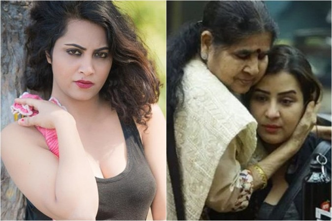 Arshi Khan makes nasty comments about Shilpa Shinde; bitches with Hina Khan