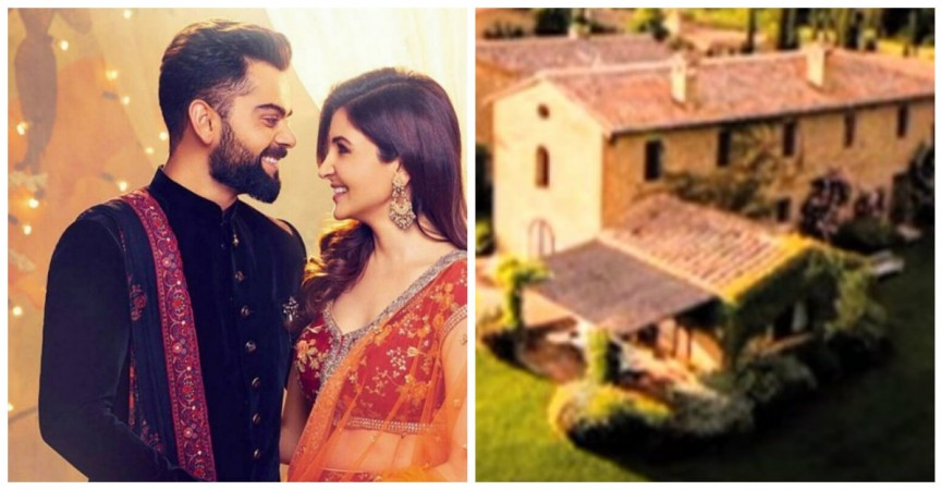Virushka WEDDING on Next Week In Tuscany?