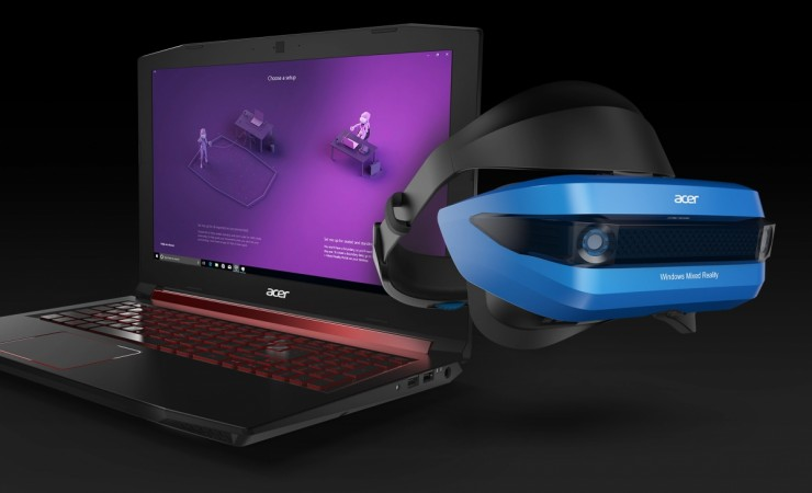 Acer Windows Mixed Reality Headset Launched in India