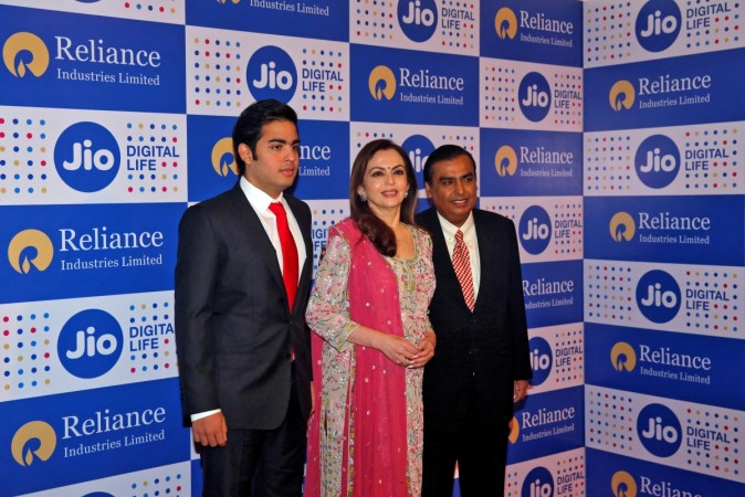 Mukesh Ambani's son Akash Ambani engaged to Shloka Mehta