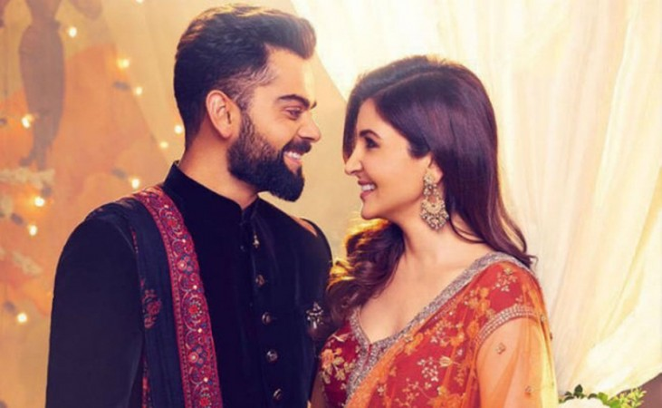 Virat Kohli enjoys time off the field with Anushka Sharma; see photos
