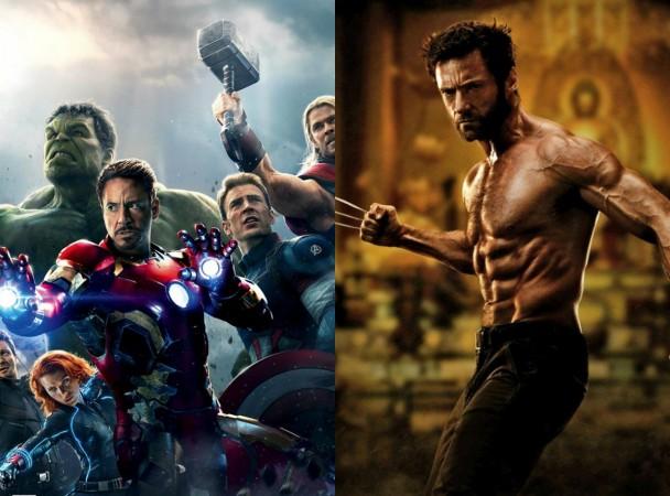 Wolverine Avengers X-Men