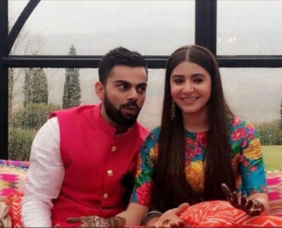 Anushka Sharma and Virat Kohli ties knot in Italy