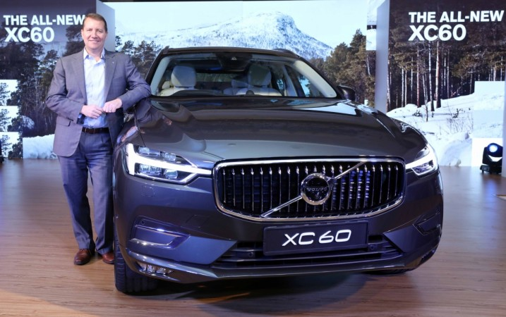 Volvo XC60 Launched In India At Rs 55.9 Lakh