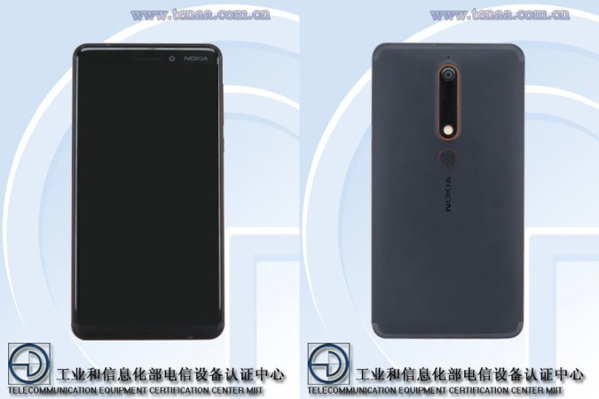 Bezel-less Nokia 6 (2018) coming next year, images leaked