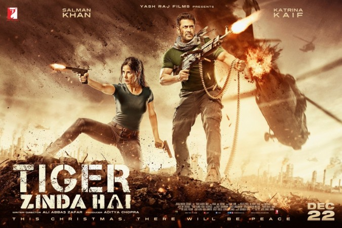 Salman and Katrina's Incredible Action Sequences for Tiger Zinda Hai
