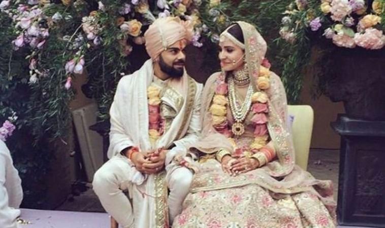 Did Deepika Padukone wear Anushka Sharma's wedding earrings before her?