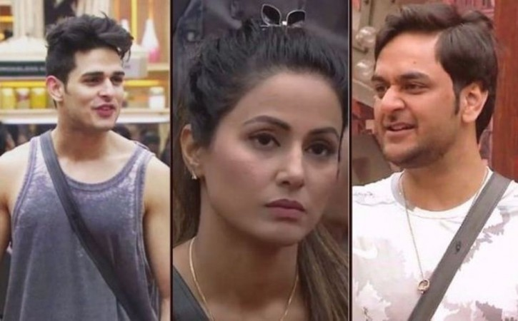 Priyank Sharma wears a bikini, Vikas Gupta's team wins luxury budget task