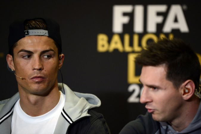 Reports: Ronaldo Unhappy With Real President's Neymar Comments