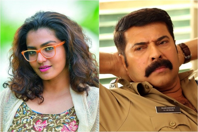 Parvathy sticks to her stand of 'misogynistic' Mammootty film