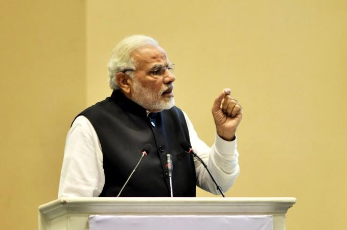 Modi stays night in Mangaluru, leaves for Lakshadweep