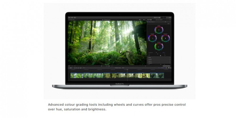 Apple Final Cut Pro X update video editing tool