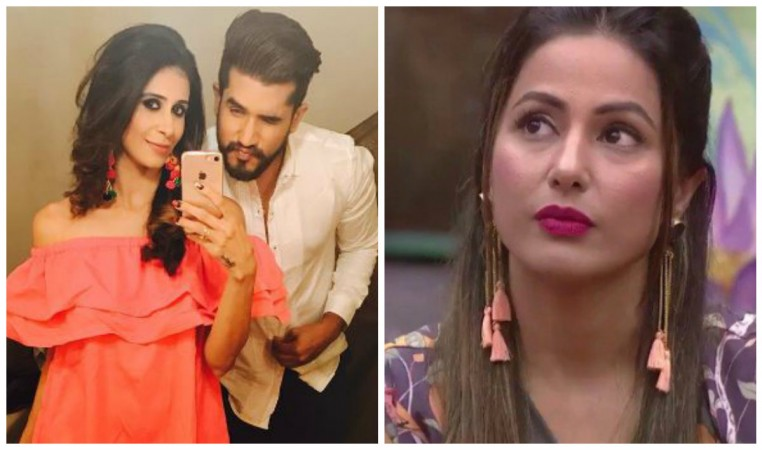 Bigg Boss 11: Know what Kushal has to say about Hina