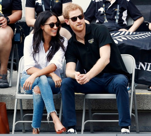 Prince Harry and Meghan Markle announce royal wedding cake maker