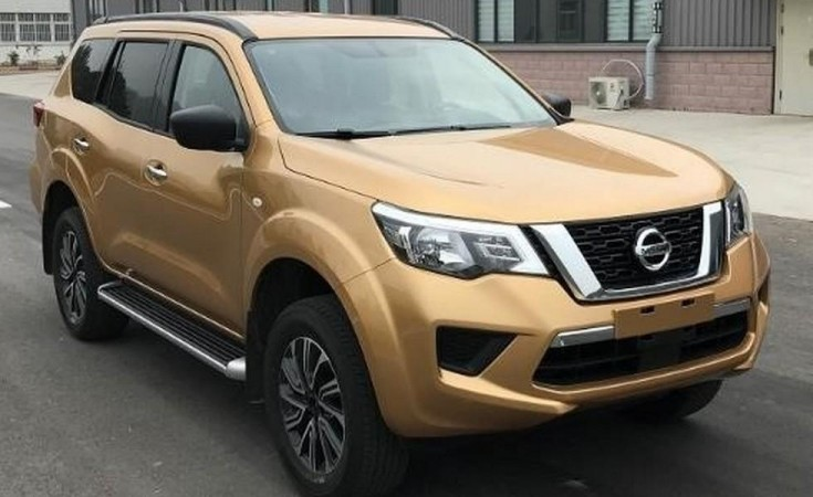 Nissan Terra Toyota Fortuner Rival Images Leaked Will