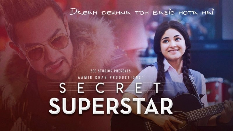 'Secret Superstar' crosses Rs 500 cr mark in China