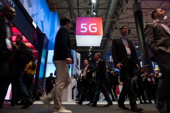 5G mobile communication