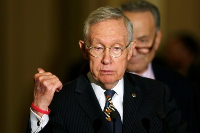 Senator Harry Reid,