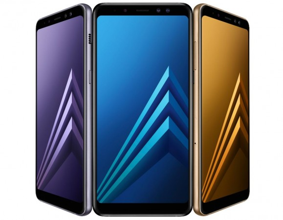 Samsung launches the Galaxy A8 and A8+, 2018 models