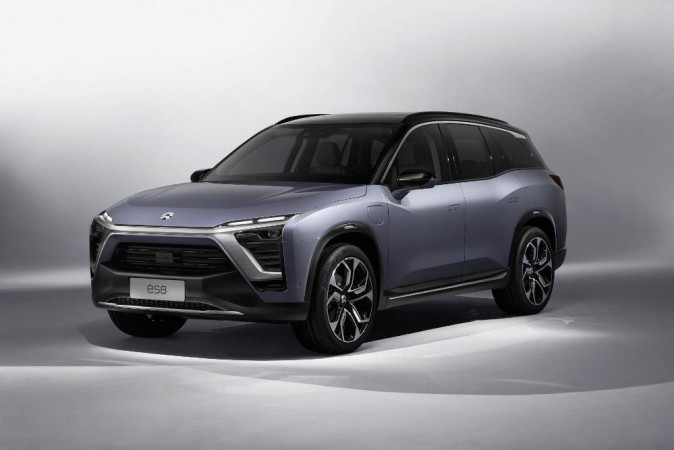 Chinese Carmaker Takes on Tesla With an Electric SUV